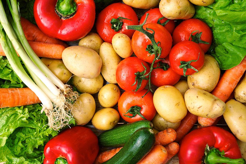 Овощи, подлежащие декларированию